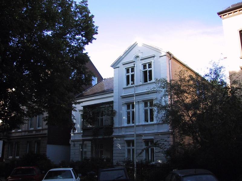 architekturb ro brodthage in flensburg mehrfamilienh user. Black Bedroom Furniture Sets. Home Design Ideas